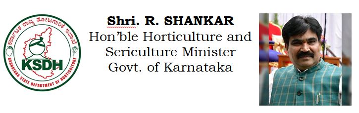 Horticulture Minister